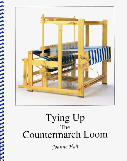 Tying up the Countermarch Loom